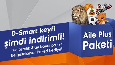 D-Smart keyfi şimdi indirimli!