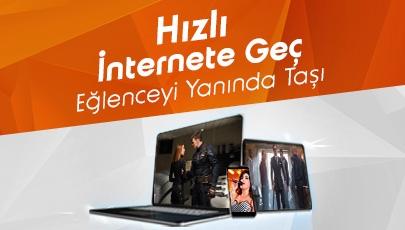 12 Ay Taahhütlü İnternet + BluTV Kampanyası