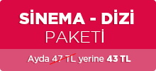 Sinema - Dizi Paketi