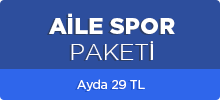 Aile Spor Paketi